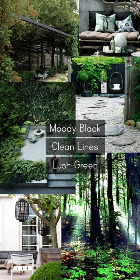 Moodboard-Garden
